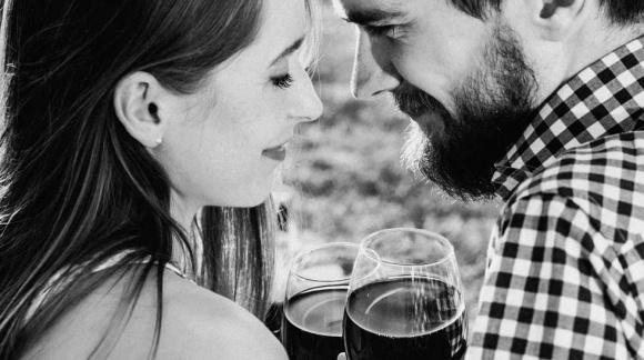 Vino e felicità coniugale